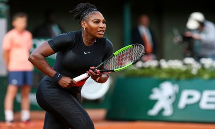 Serena Williams – the dark side of tennis.